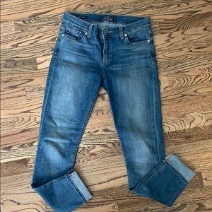 Lucky Brand Brooke Skinny Jean